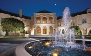 Court yard Fountain