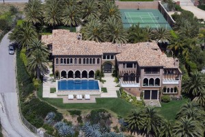 This is the amazing Malibu home of Cher which has gone on the market for a staggering $45 million